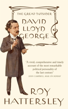 David Lloyd George : The Great Outsider, Paperback Book