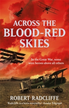 Across the Blood-red Skies, Paperback Book