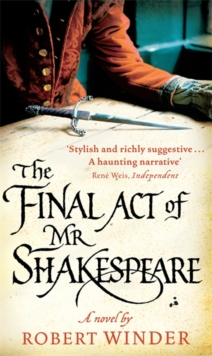 The Final Act of Mr Shakespeare, Paperback Book