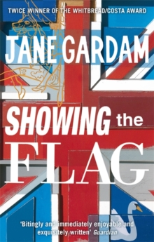 Showing The Flag, Paperback Book