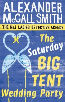 The Saturday Big Tent Wedding Party, Paperback Book