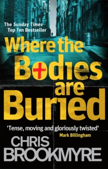 Where The Bodies Are Buried, Paperback Book