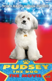 Pudsey the Dog: The Movie, Paperback Book