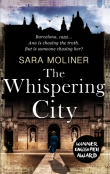The Whispering City, Paperback / softback Book