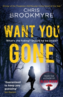 Want You Gone, Paperback / softback Book