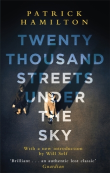 Twenty Thousand Streets Under the Sky, Paperback Book
