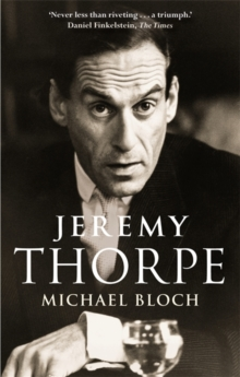 Jeremy Thorpe, Paperback Book
