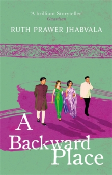 A Backward Place, Paperback / softback Book