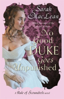 No Good Duke Goes Unpunished : Number 3 in series, Paperback Book