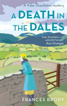 A Death in the Dales, Paperback Book