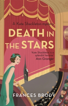 Death in the Stars : Book 9 in the Kate Shackleton mysteries, Paperback / softback Book