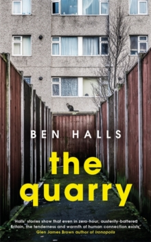 The Quarry, Hardback Book