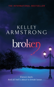 Broken : Book 6 in the Women of the Otherworld Series, Paperback / softback Book