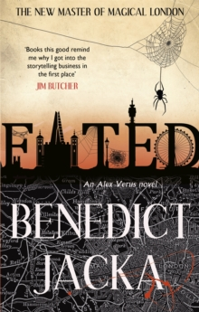 Fated : The first Alex Verus novel from the New Master of Magical London, Paperback Book