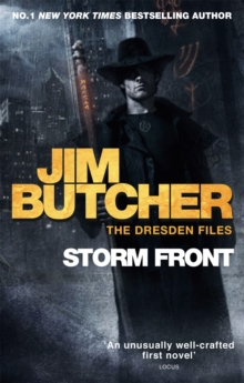 Storm Front : The Dresden Files, Book One, Paperback / softback Book