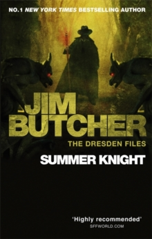 Summer Knight : The Dresden Files, Book Four, Paperback Book