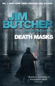 Death Masks, Paperback Book