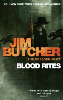 Blood Rites : The Dresden Files, Book Six, Paperback Book