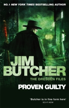 Proven Guilty : The Dresden Files, Book Eight, Paperback Book