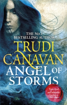 Angel of Storms, Paperback Book