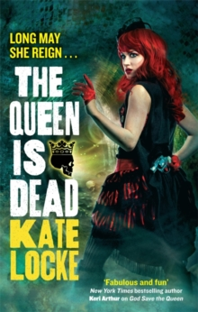 The Queen Is Dead : Book 2 of the Immortal Empire, Paperback Book