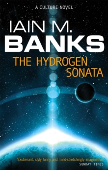 The Hydrogen Sonata : A Culture Novel, Paperback / softback Book