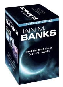 Iain M. Banks Culture - 25th anniversary box set : Consider Phlebas, The Player of Games and Use of Weapons, Mixed media product Book