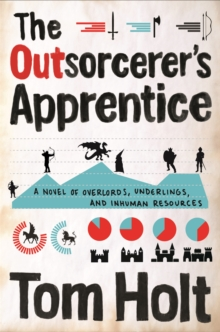 The Outsorcerer's Apprentice, Paperback Book