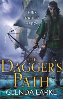 The Dagger's Path : Book 2 of The Forsaken Lands, Paperback Book