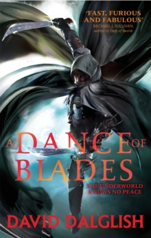 A Dance of Blades : Book 2 of Shadowdance, Paperback Book