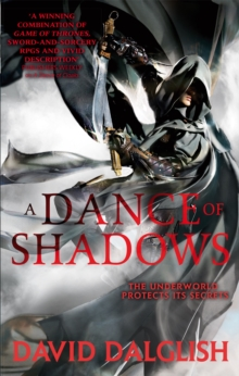 A Dance of Shadows, Paperback Book