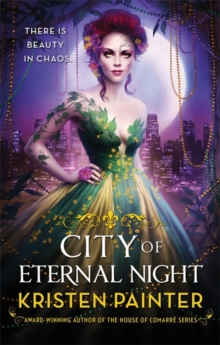 City of Eternal Night, Paperback Book