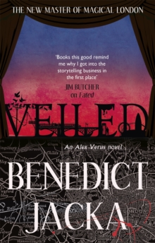 Veiled : An Alex Verus Novel, Paperback Book