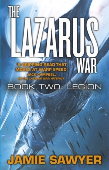 The Lazarus War: Legion, Paperback Book