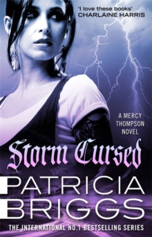 Storm Cursed : A Mercy Thompson novel, Hardback Book