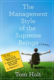 The Management Style of the Supreme Beings, Paperback Book