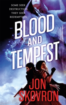 Blood and Tempest : Book Three of Empire of Storms, Paperback Book