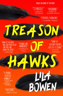 Treason of Hawks : The Shadow, Book Four, Paperback / softback Book