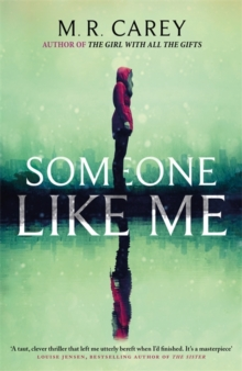 Someone Like Me, Hardback Book