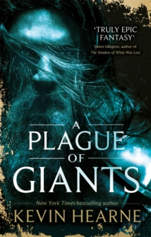 A Plague of Giants, Paperback Book