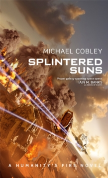 Splintered Suns, Paperback / softback Book