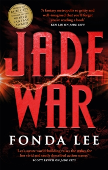 Jade War, Paperback / softback Book