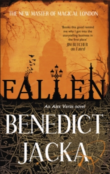 Fallen : An Alex Verus Novel from the New Master of Magical London, Paperback / softback Book