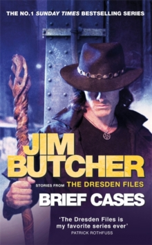 Brief Cases : The Dresden Files, Hardback Book