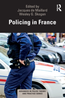Policing in France, Paperback / softback Book