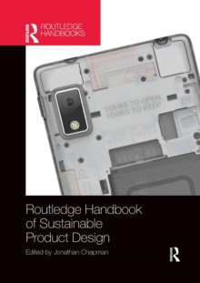 Routledge Handbook of Sustainable Product Design, Paperback / softback Book