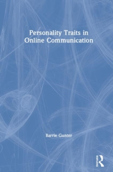 Personality Traits in Online Communication, Hardback Book