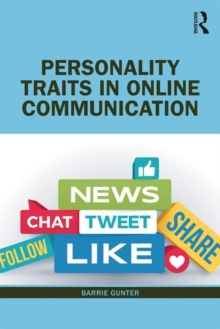 Personality Traits in Online Communication, Paperback / softback Book