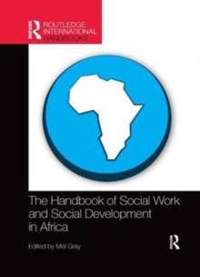 The Handbook of Social Work and Social Development in Africa, Paperback / softback Book