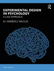 Experimental Design in Psychology : A Case Approach, Paperback / softback Book